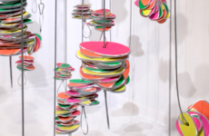 Suspended Mobile Sculptures